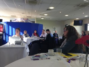 An image from the 2016 Burton Small Business conference