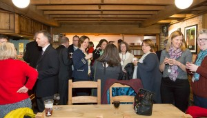 MeetUpMarstons launch informal business networking