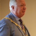 East Staffs Mayor Councillor Simon Gaskin