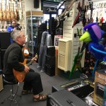 Pete Oakley's guitar superstore
