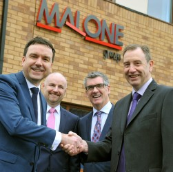 Malone Group opening