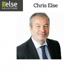 Chris Else at Burton Small Business conference