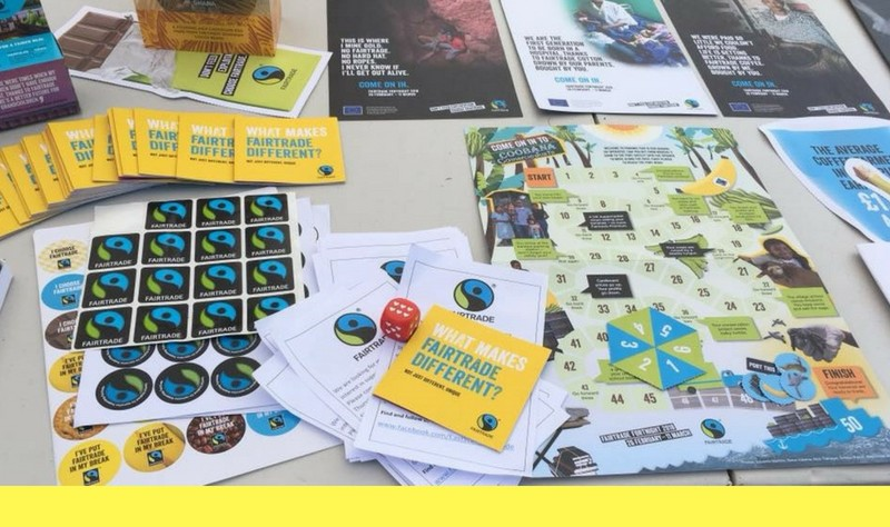 Fairtrade in East Staffordshire