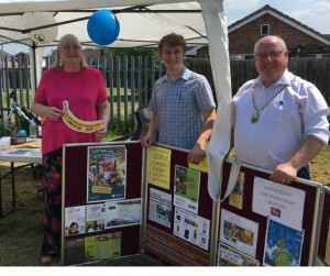 East Staffs Fairtrade at Stretton
